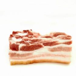 Lard de poitrine de porc...
