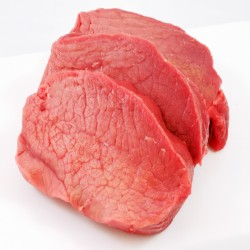 Steak 1er boeuf -Bio - 3 pc